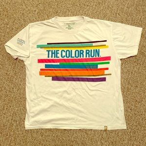 Other - Size XL Color Run T Shirt